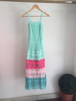 Vestido Tricot Bela