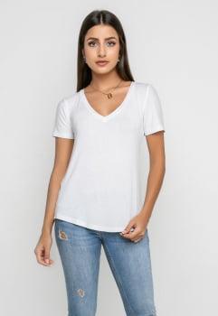 T-shirt Ana - Branca