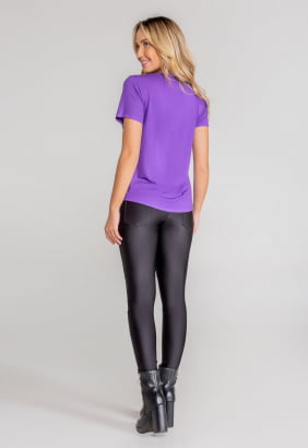 Combo Blusa+Top - Violeta