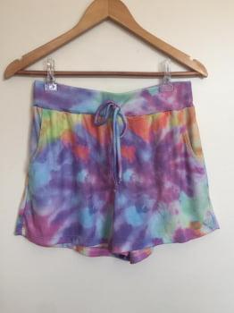 Short Tie Dye