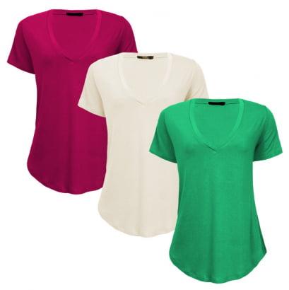 Kit Rineli T-shirt Colors