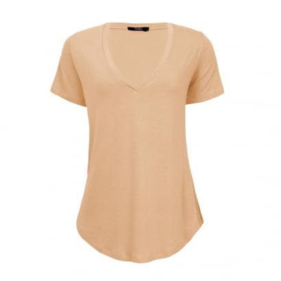 T-Shirt Rineli Ana  - Nude
