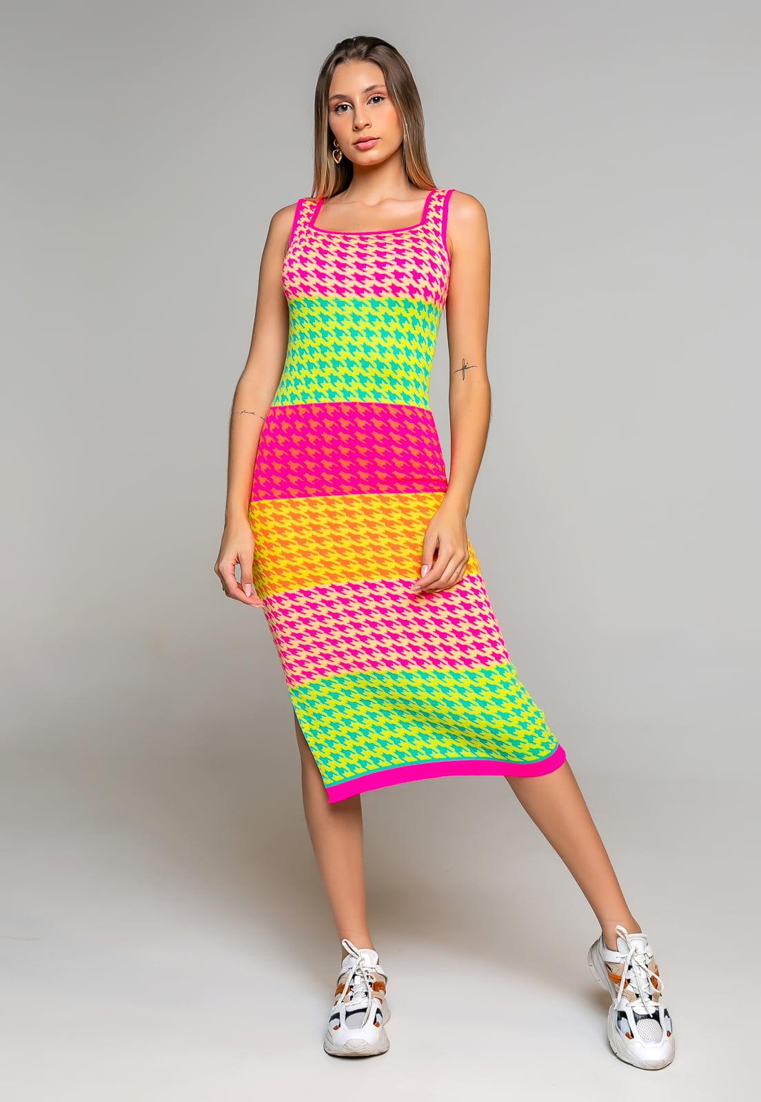 Vestido Tricot Aurora